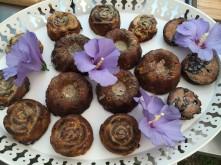 Dessert Kuchen Früchte Vollkorn