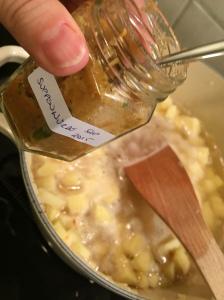 Suppenwürze selbstgemacht