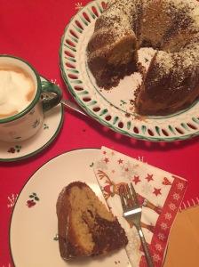 Kaffeejause mit Melange