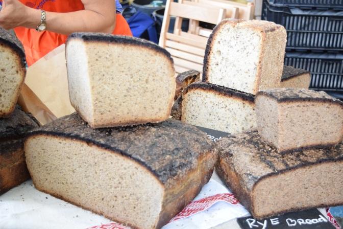 Terra Madre Salone del Gusto 2016 Parco Valentino - Brot