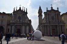 Terra Madre Salone del Gusto 2016 Piazza San Carlo