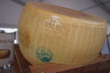 Terra Madre Salone del Gusto 2016 Käse Parmigiano Reggiano
