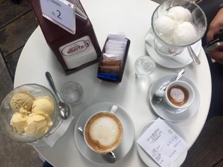Terra Madre Salone del Gusto 2016 Torino Gelato Caffè Alberto