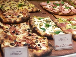 Terra Madre Salone del Gusto 2016 Eataly Pizze