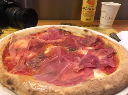 Terra Madre Salone del Gusto 2016 Eataly Pizza