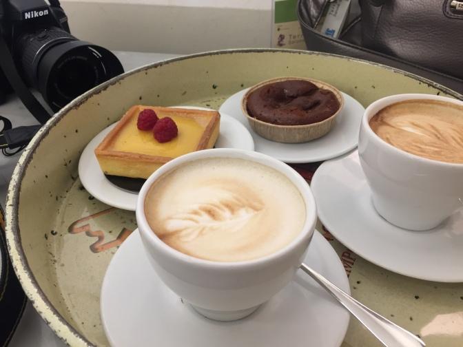Terra Madre Salone del Gusto 2016 Eataly Dolci Cappuccino Espresso
