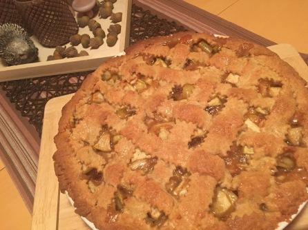 Apfelkuchen selbstgemacht