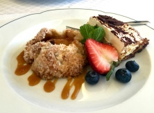 Apfelkuchen Dessert