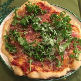 #Pizzafriday - Pizza Prosciutto & Rucola