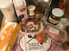 Marchfelder Stroganoff - Zutaten