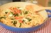 Pasta Lingune Tomaten PakChoi