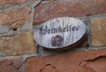 #hoferbiogrillen Weinkeller