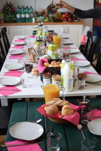 #hoferbiogrillen Frühstück