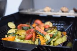 #hoferbiogrillen Gemüse vom Grill