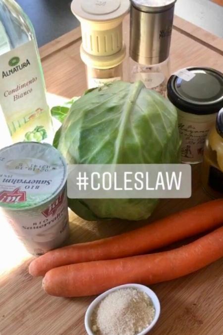Cole Slaw Zutaten